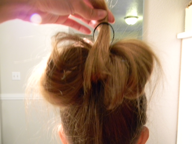 Bow Bun Hair Tutorial Taylor Joelle
