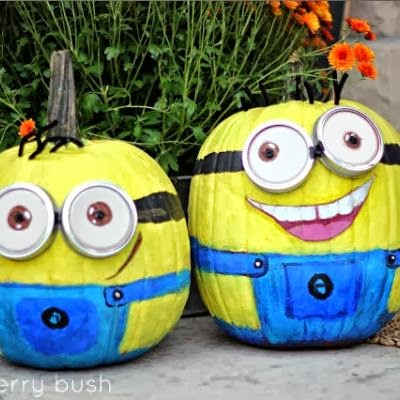 Pumpkin painting taylor joelle Funny pumpkin painting ideas