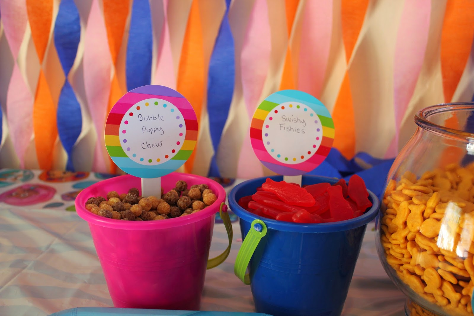 Bubble Guppies Birthday Party With Printables