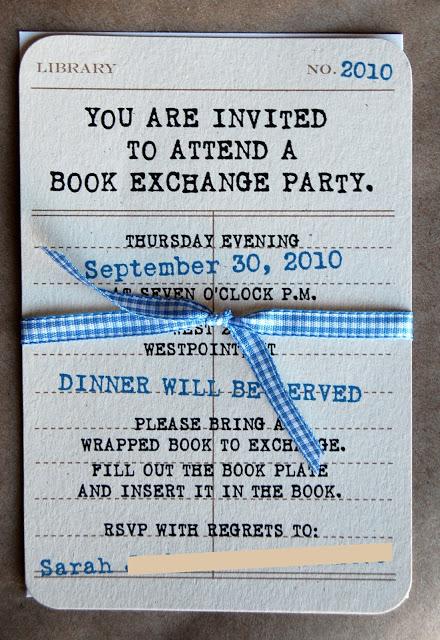 book exchange